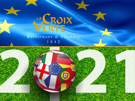 Suivez l'Euro sur notre terrasse Place Saint-Martin