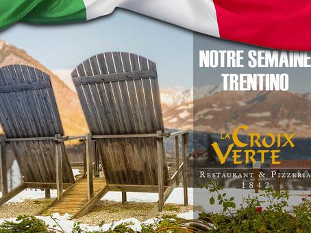 Semaine Trentino