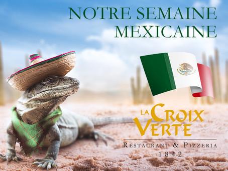 Cap sur le Mexique !