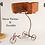 """Thumbnail: """"Fais un tour avec moi"""" - Vintage Metal Bicycle Wine * Glasses Holder"""