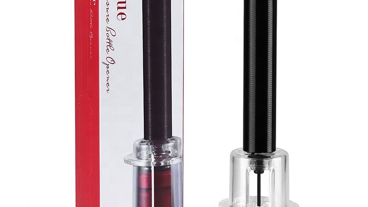 Air Pressure Wine Opener