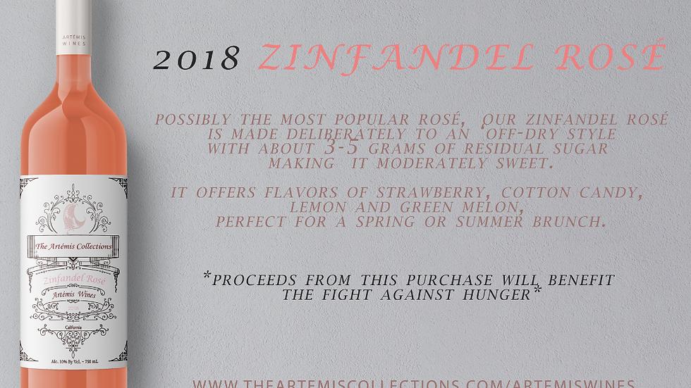 2018 Zinfandel Rosé