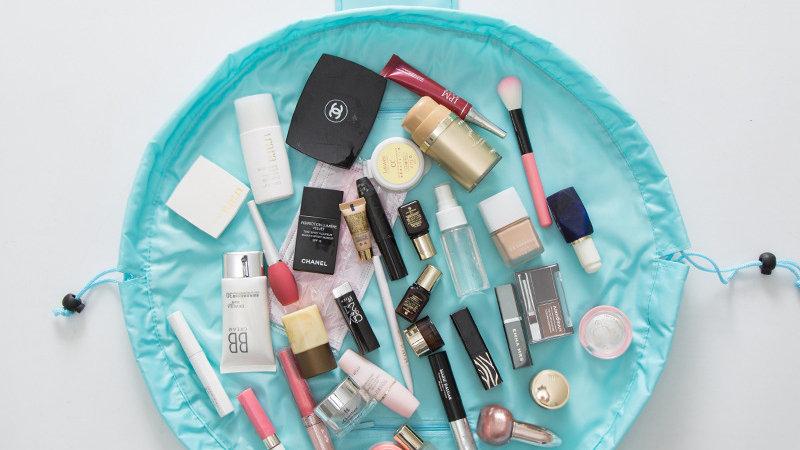 Makeup Bonnet Bags - The MUST HAVE Travel Accessory