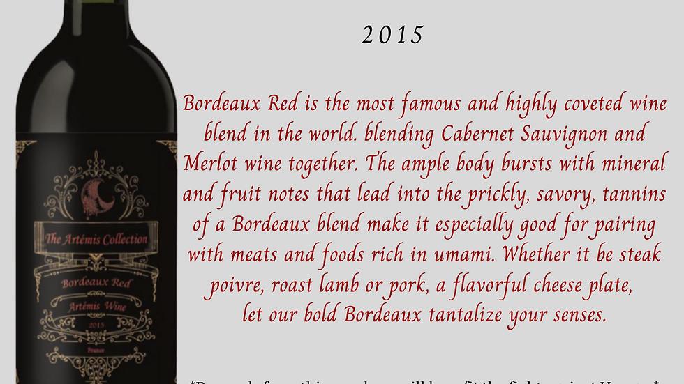2015 Bordeaux Red