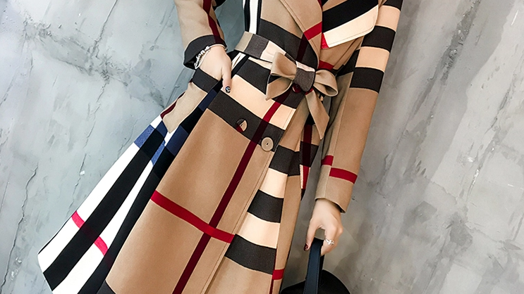 Lady Waldorf - Winter Coat