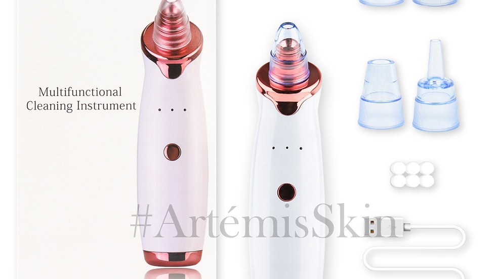 Rechargeable Blackhead Removal Vacuum
