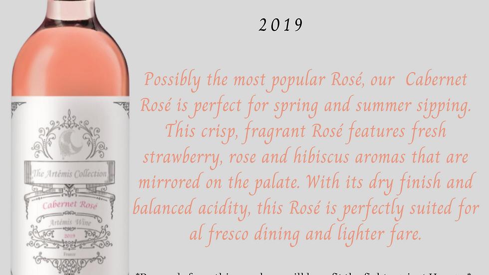 2019 Cabernet Rosé
