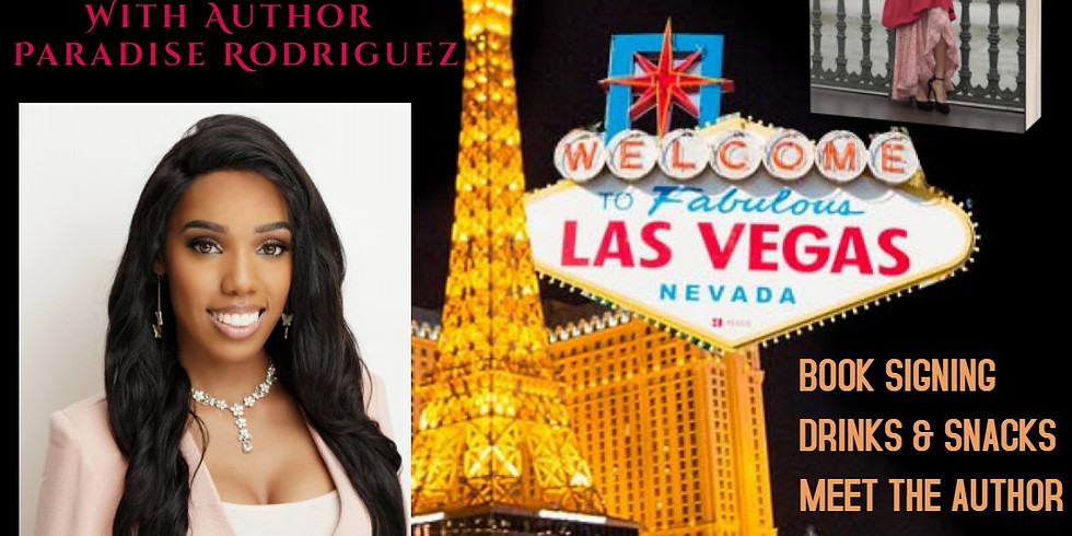 """Meet & Greet with Paradise Rodriguez, of """"Finding Paradise"""" at Barnes & Noble Las Vegas"""