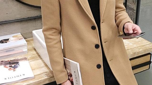 Suave - Masculine Winter Coat