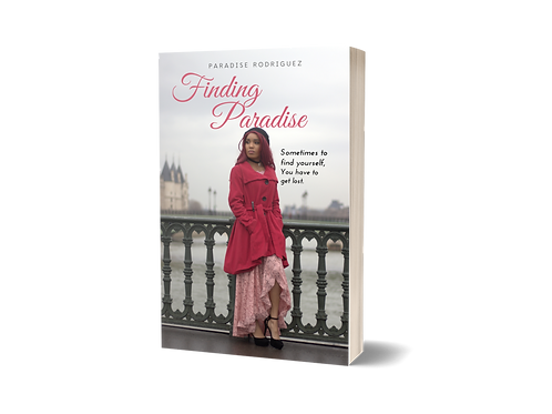 Finding Paradise - The Novel (Signed PaperBack)