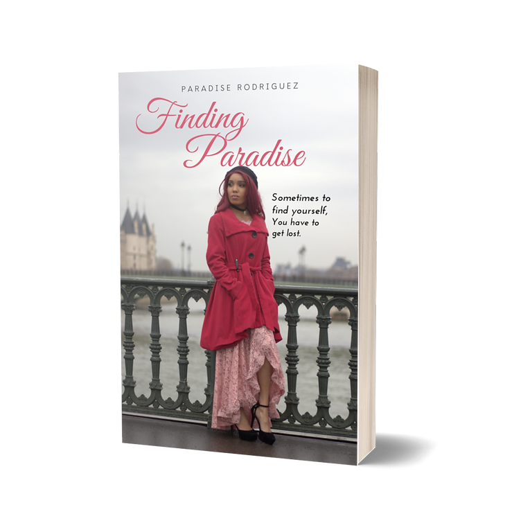 """Official Global Release of """"Finding Paradise"""" the Novel"""