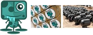 3 Footed Monster magnetic mount Kickstarter vlogging bloging tech mount