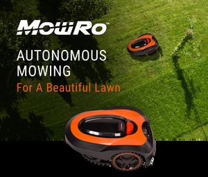 MowRo Indiegogo Lawn Mower Garden tool Grass cuter Easy Safe Fully Autonomous