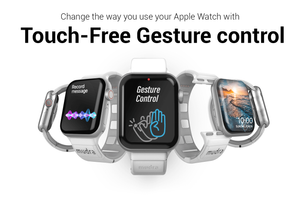 Mudra Band, Indiegogo, touch free gesture control, apple watch,
