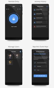Aegis, Kickstarter, Deadbolt,  Smart Deadbolt, Home Security, Protection, Door lock, App,