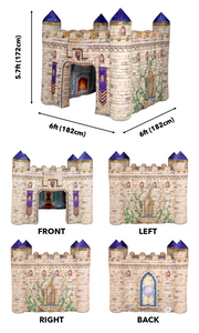 Indoor Kingdoms, Inflatable Playhouses, playhouse, kids toy, experience the magic, features and specs