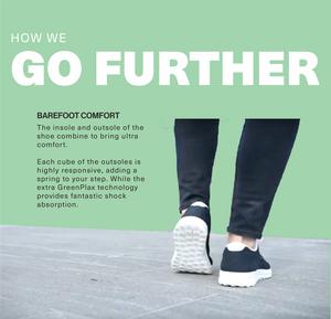 GreenPlax The World's first Shoes Made with Ocean Plastics Kickstarter