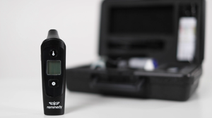 Remmedy Medical Diagnostics Kit, Kickstarter,,  clicnic at home, thermometer