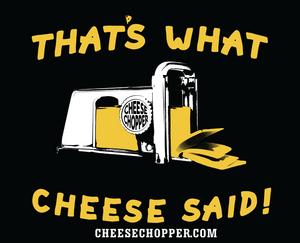 The cheese chopper kickstarter