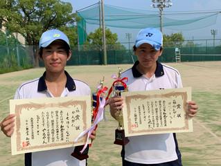 兵庫学生ソフトテニス選手権大会〈男子〉