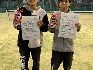 令和二年度関西学生選手権3・4年生大会結果報告〈男子〉