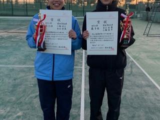 令和二年度関西学生ソフトテニス新人大会結果報告〈女子〉