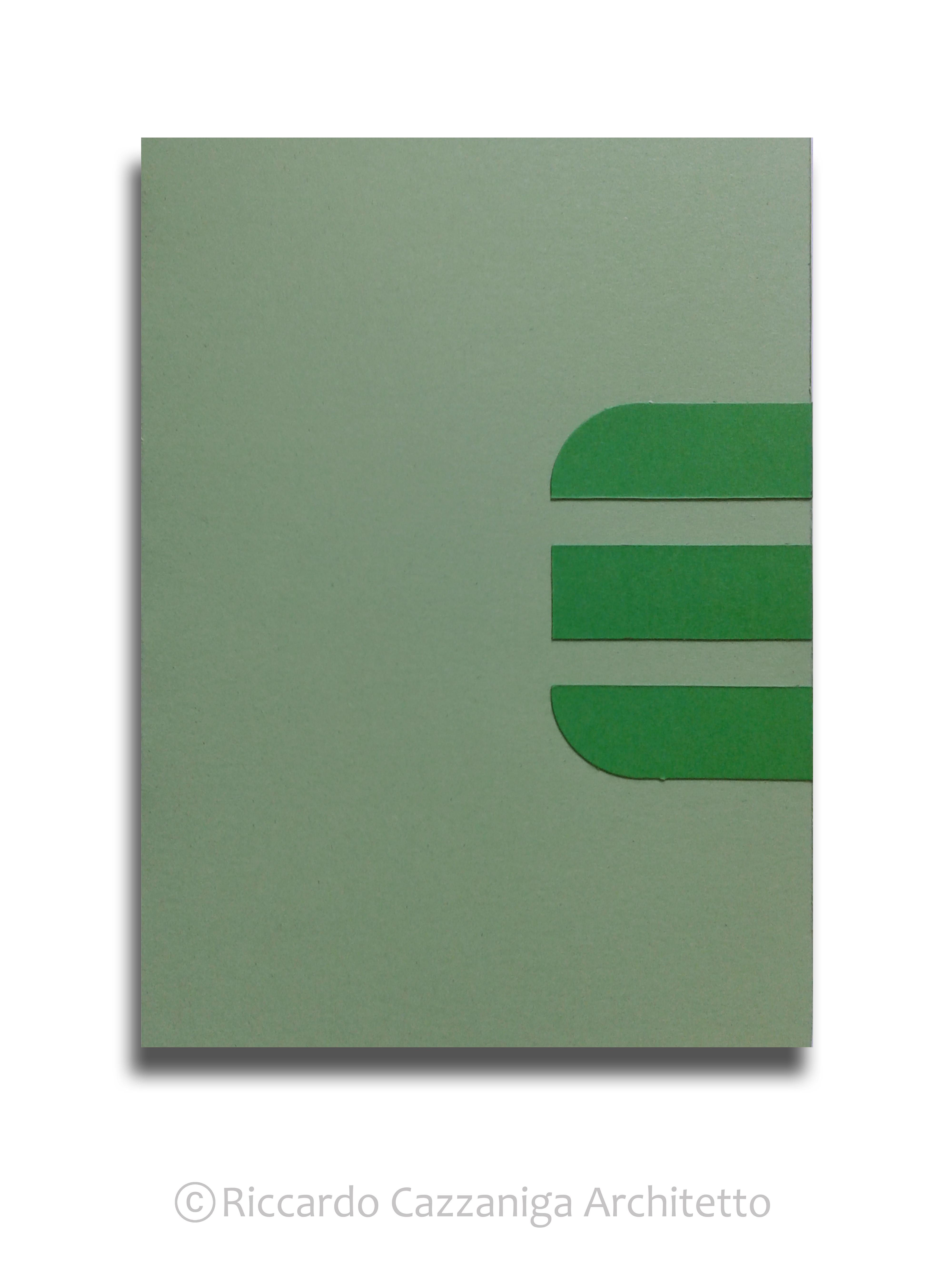 Block notes_verde