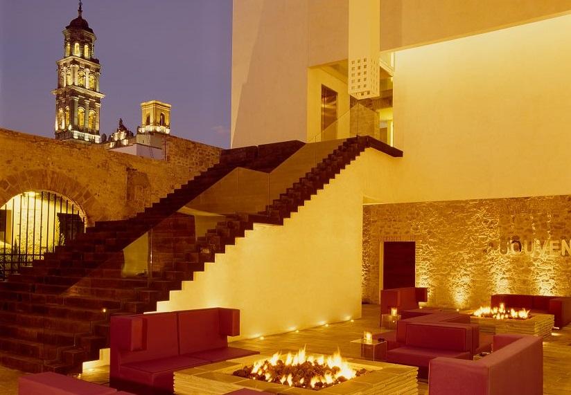 Facebook Hotel La Purificadora Puebla