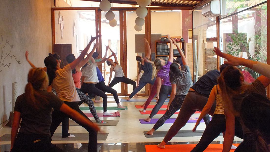 Cristina Di Dario Prof de Yoga