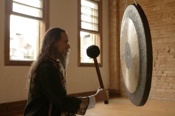 Gongos Sagrados com Jorge Peña