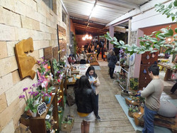 Bazar da Jornada de Experiências