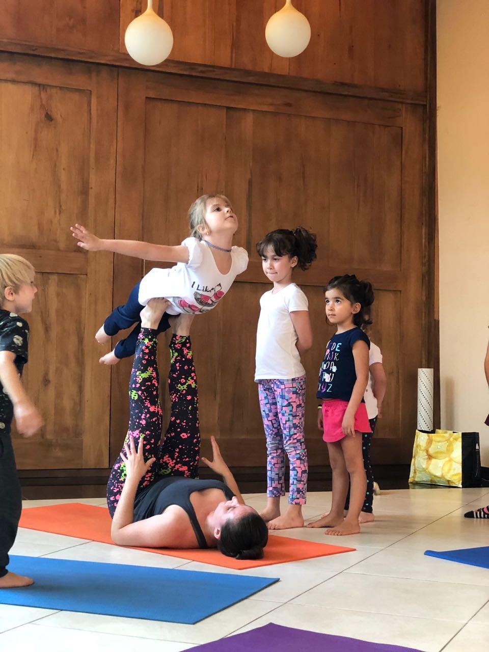 Mukti Yoga Shala - Yoga Crianças
