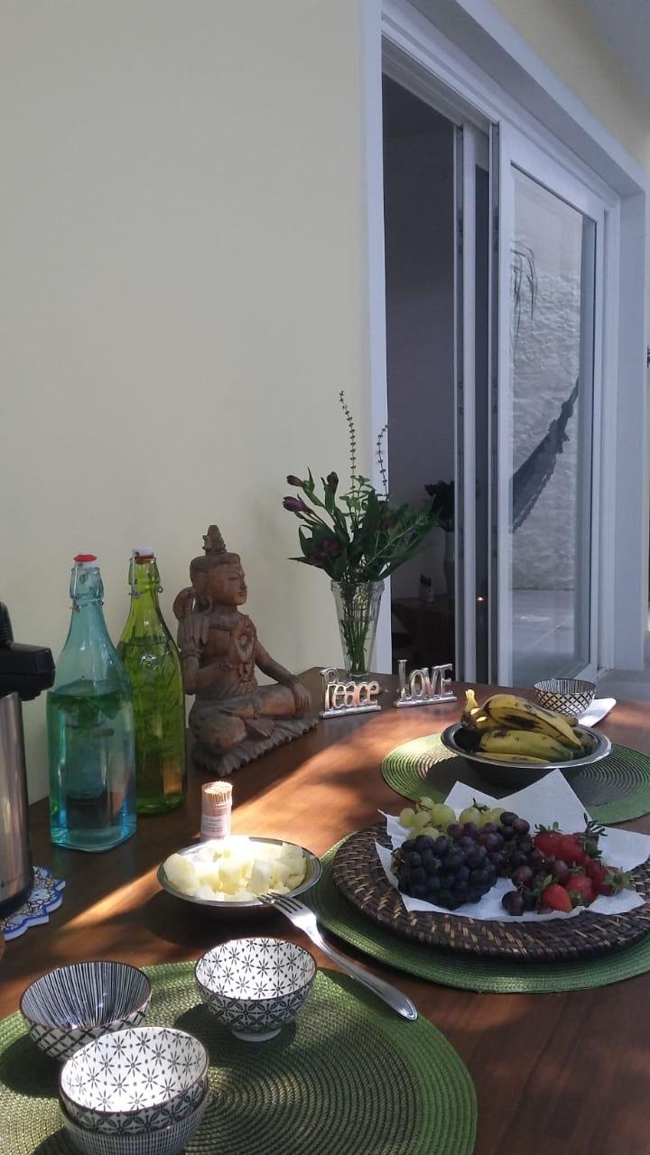 Novo espaço do Mukti Yoga Shala