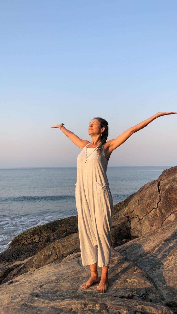 Cristina Di Dario - Professora Yoga