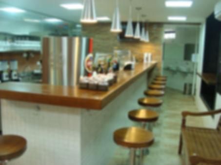 Mesa de Centro Organico Marcenaria Empório Brasil