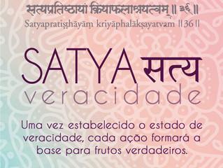 Satya (veracidade) num mundo de aparências?