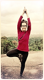 Fernanda Poli, Hatha Yoga, Mukti Yoga Shala