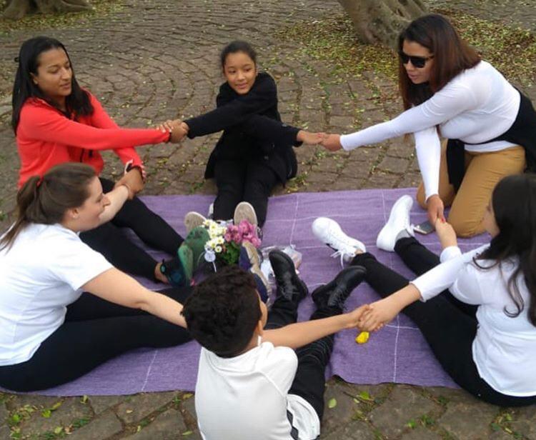 Oficina Yoga Kids
