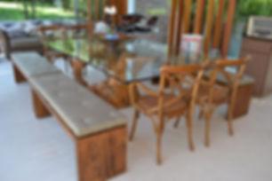 Mesa de Jantar Organico Marcenaria Empório Brasil