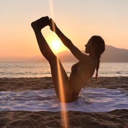 Cristina Di Dario - Yoga Navasana