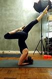 Nathalia García , Vinyasa ,  Power Yoga, Mukti Yoga Shala