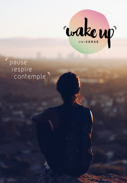 Wake Up Universe: Vem contemplar!