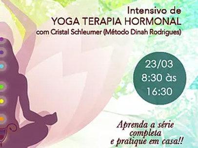 Yoga Terapia Hormonal para Mulheres com Cristal Schleumer
