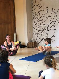 Mukti Yoga Shala - Yoga Kids