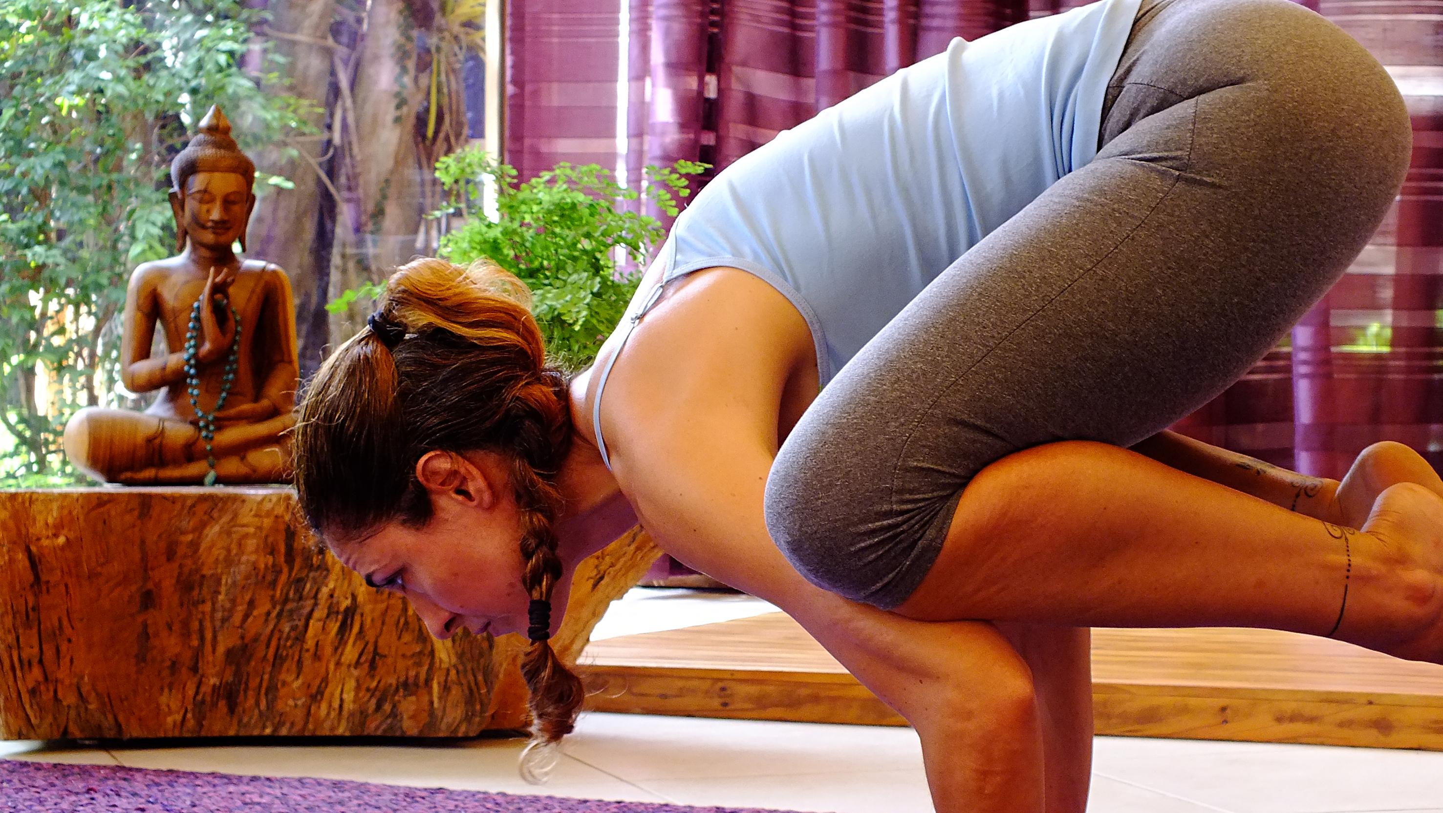 Cristina Di Dario Prof Yoga