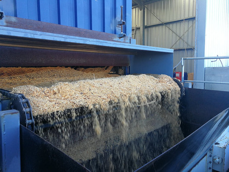 How much wood would a wood chipper chip if a wood chipper could chip wood?