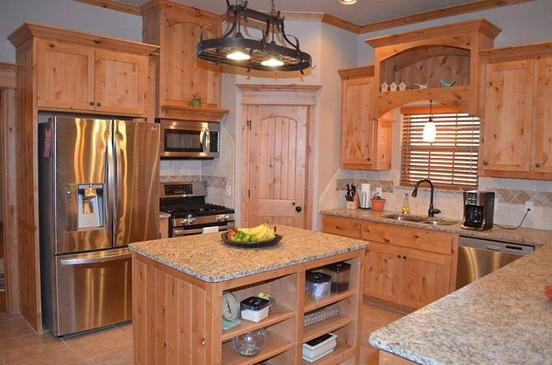 New Home Custom Kitchen