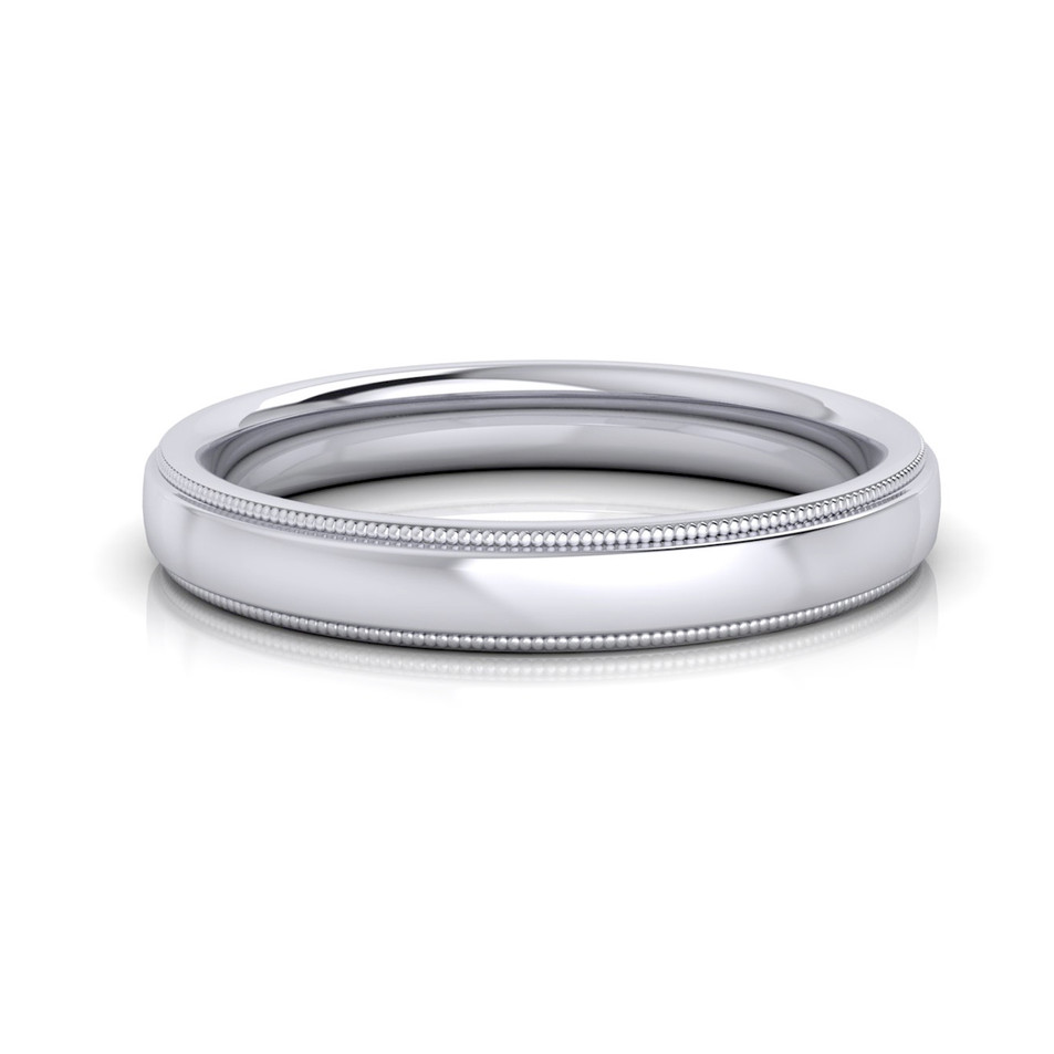 MILLGRAINED EDGE BANDS