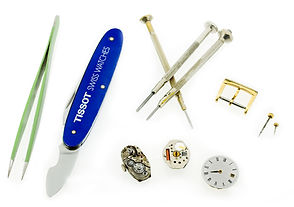 Woods Jewellers Watch repair services