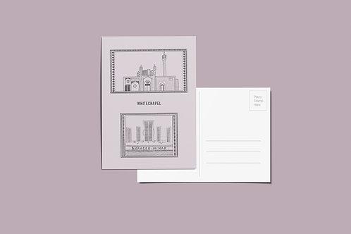 Postcard - Whitechapel